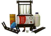 Kitest - maquina para limpeza de bicos com cuba acoplada