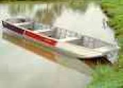 Vendo  canoa de alumínio