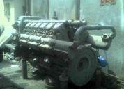 motor diesel mwm v12