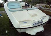 Vendo jet boat 14' ano 1998