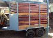 carretinha para transporte de animais.fabrica em bh.fabricamos carretinhas