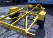 carretinha para transporte de bomba d'agua-desenvolvemos seu projeto-fabrica de carretinha