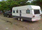 Trailer kc 520 camping motor home motor casa reboque