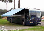 Motor home volvo b12 hd marcopolo paradiso 2002 - industreiler 2008 - curitiba
