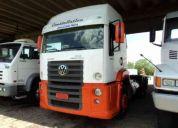 tratores e maquinas - caminhão, volkswagem, 25-370 6x2, cavalo mecânico, ano 2008,