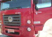 24-250 caçamba 2007/2007 12 mts cubicos