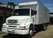 Mb l 1620 2002 truck