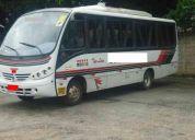 Micro onibus neobus tander +, vw 8-150 ano 2002