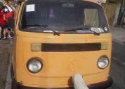 Vendo perua kombi furgão 85