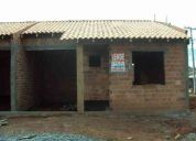 Casa de alvenaria r$ 102,000 riacho doce