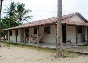 Alugo casas em nova viçosa de todos os tamanhos. (31) 91731618