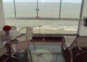 Aluguel maravilhoso apartamento com 3 suites,frente mar, balneÁrio camboriÚ.ref.a83