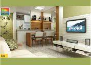 Apartamento minha casa minha vida vargem grande  reserva da praia vargem pequena