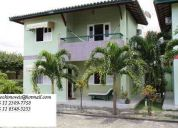 Si-060028 - casa duplex, 3 dts, 2 stes, piscina - r$ 190.000,00