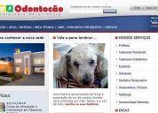 Criação de sites em curitiba / serviços de internet em curitiba