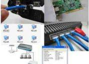 Formatações, desenvolvimento de sites, softwares, manutenção em redes, etc.