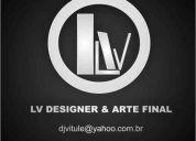 Logotipo profissional criamos com design e classe