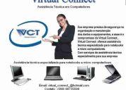 Virtual connect