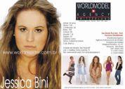 Agencia de modelo worldmodel - top model plus size jessica bini