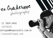 Leo guadeluppe - fotÓgrafo