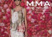 Mma-model management agência de modelos internacional procura new faces em são paulo-sp