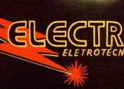 Electra eletrotÉcnica - eletrecistas em geral - criciúma e região