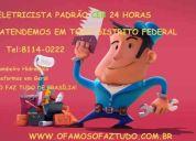 Eletricista 24 horas em brasÍlia-df