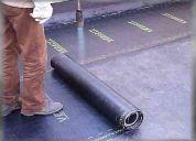 ImpermeabilizaÇÃo manta asfaltica laje piscina calha forro termico caixa d' Água tanques