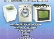 Consertos de maquina de lavar (assistÊncia tÉcnica e etc)