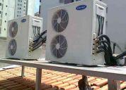 InstalaÇÃo e conserto de ar condicionado split / 2647-6485