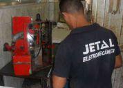 Jetal eletromecânica