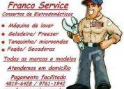 Franco service consertos de eletrodomésticos