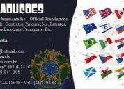 Rio traduÇÃo juramentada