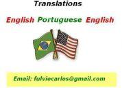Translations - portuguese