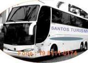 Santos turismo e fretamento