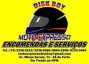 Disk boy moto expresso
