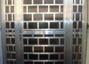 Janelas e portas em aluminio