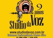 Studio da voz