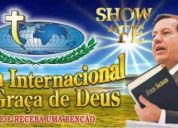 Igreja internacional em sousa - pb
