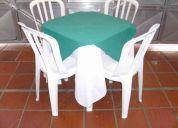 LocaÇÃo de mesas cadeiras 4685-2520/9736-4346