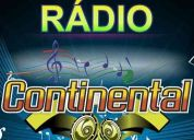 Web radio continental