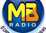 Rádio web mbradio