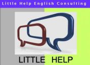 Aulas particulares de inglês na sua casa ou empresa