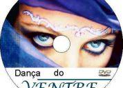 DanÇa do ventre 03 dvd's aula completo em portugues