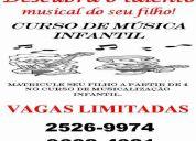 Curso de musicalizaÇÃo infantil mixolidio
