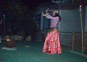 Aula de dança cigana