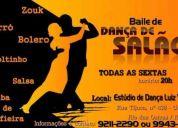 Estúdio de dança luiz vieira rua tijuna n:438