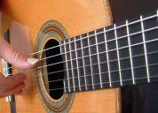 aula de violão / guitarra