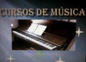 Escola de musica zona norte sÃo paulo