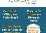 FaÇa curso 100% online  curso de power point 2007